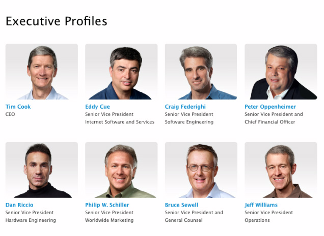 重大発表がある…? Appleの役員ページからジョナサン・アイブがいなくなった(追記あり)