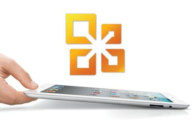 意外と近い? iPad版officeが2014年前半に登場するとの噂
