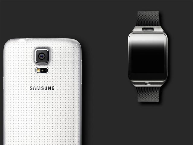 【速報】Galaxy S5発表きた! 指紋スキャナと心拍計搭載、メタルライクなデザインに