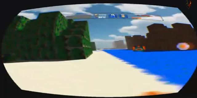 Oculus Riftで初代『ゼルダの伝説』をリンク目線でプレイ