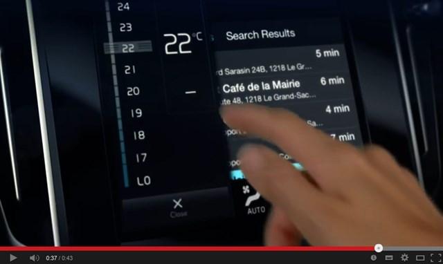 アップルの「CarPlay」、エアコンのコントロールもできちゃうんだ。(動画あり)