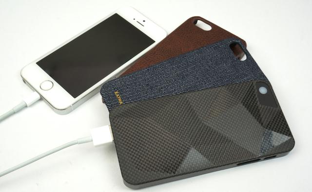 カスタム好きに朗報! ありそうでなかったiPhoneケースが装着できるモバイルバッテリー