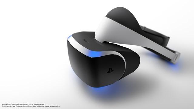 ゲームの世界にダイブしましょう。SCE、PS4対応の3DVRシステム「Project Morpheus」発表