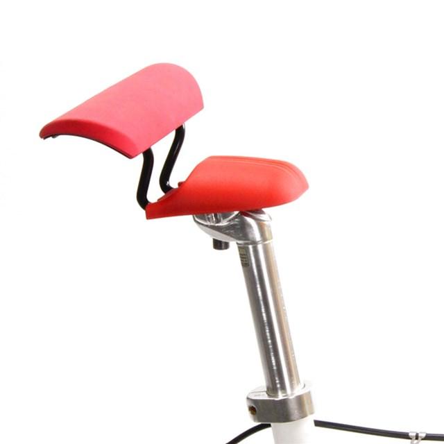 雄しべも雌しべも痛くならない快適志向の自転車サドル