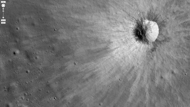 8500億ピクセルだと…! NASAが超高解像度な月面画像を公開