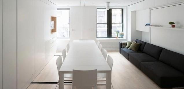 NYの狭小アパート、40平米で1億円はお買い得?