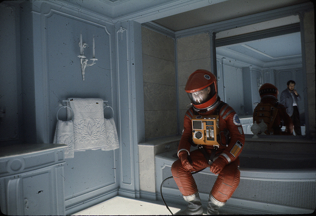 「2001年宇宙の旅」の舞台裏がネットの海に放出される