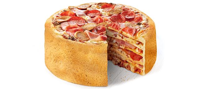 カロリー満開。ピザでできたケーキ、カナダで商品化へ