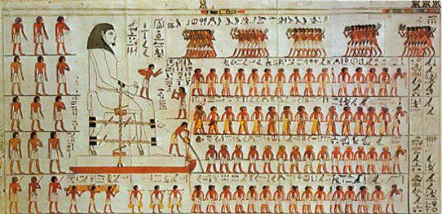 ピラミッドの石を運ぶ方法がついに解明