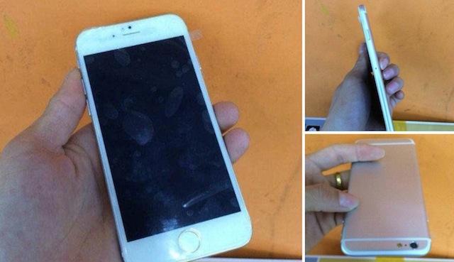 ボタンの位置までわかる、次期iPhoneと思われるモックアップの画像が新たに流出