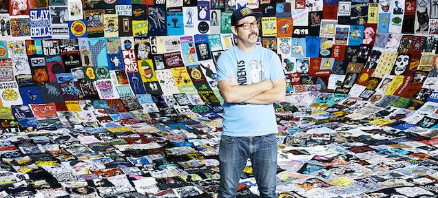 バンドTシャツ大好き! 1,000日間、毎日違うTシャツ着られるぐらい好き!