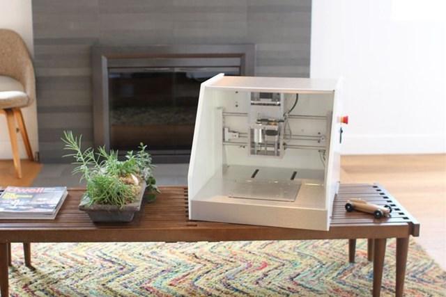 3Dプリンタに続き、家庭用CNCが普及する時代がくる?