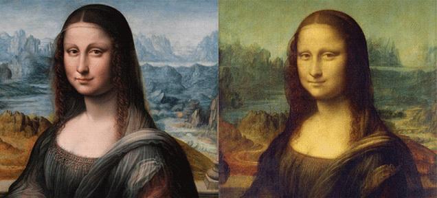 「モナ・リザは史上初の3D画像かもしれない」研究者が発表