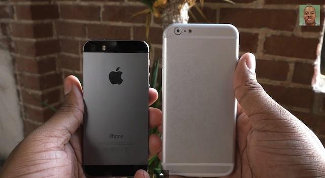 次期iPhoneらしきモックアップをじっくりと観察してみた
