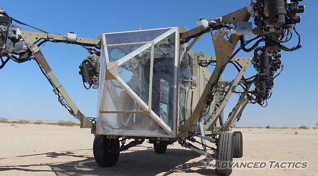 アメリカ軍が本気でマルチコプターを作ってみたら…