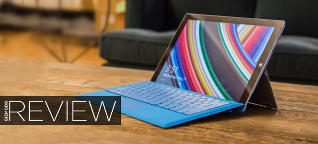Surface Pro 3レヴュー:最高のタブレットPCだけど、必要じゃない