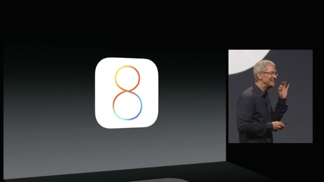 iOS 8、発表!