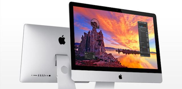 アップル、Retina版iMacを開発中? 新OS Xにヒントが見つかる