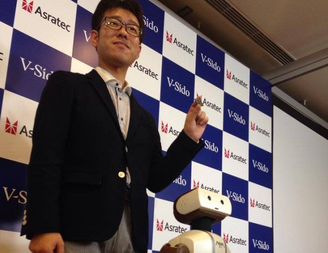 夢は実現する? ソフトバンク、新たにロボット用OS「V-Sido」発表