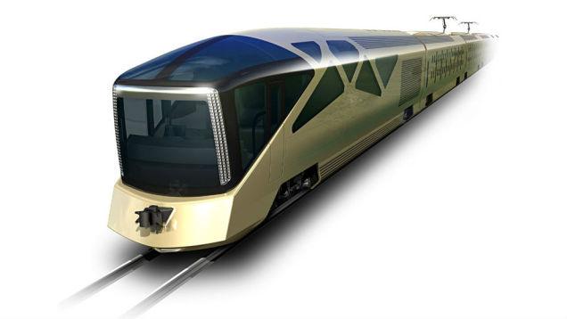 JR東日本のクルーズトレイン「線路の上のペントハウス」と海外でも話題