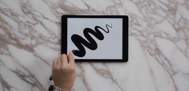 iOS 8では、iPadとスタイラスペンが「紙とペン」に近づく