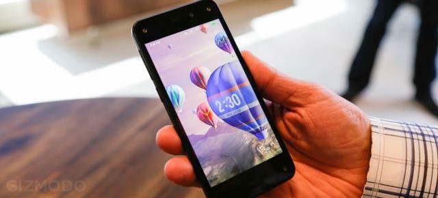 アマゾンFire Phone即行ハンズオン、アマゾンにとっていい端末