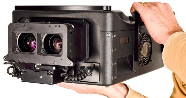 4K IMAXカメラが、3D映画に新しい息吹を吹き込む!