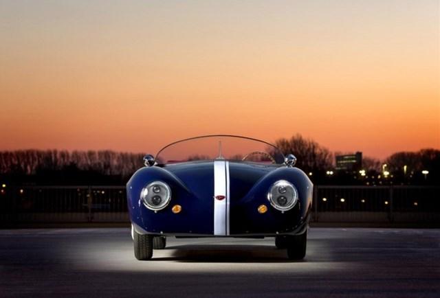 40'sポルシェなルックスの最新電気自動車「Carice MK1」