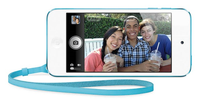 iPod touch 16GBがカラフルに、そして祝リアカメラ復活