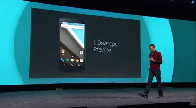 「Android L」について知るべきことすべて