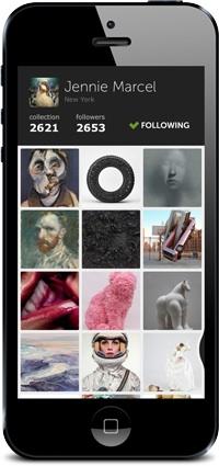 自分だけの美術館をポケットに。iPhoneアプリ「Curiator」