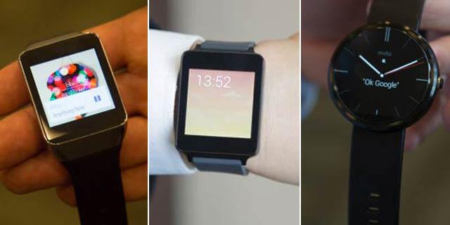 Google I/Oにてデビューした3つのスマートウォッチ、THE比較