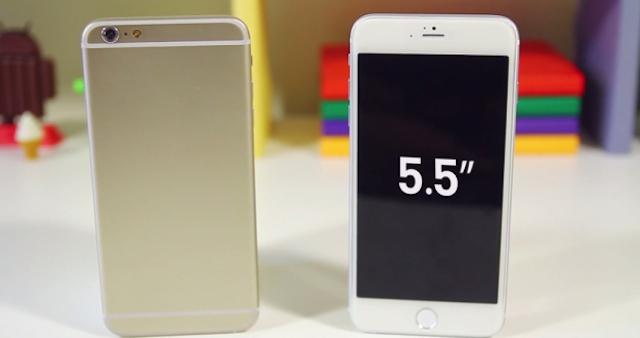 大容量128GBモデルならうれしい。iPhone 6の新しい噂