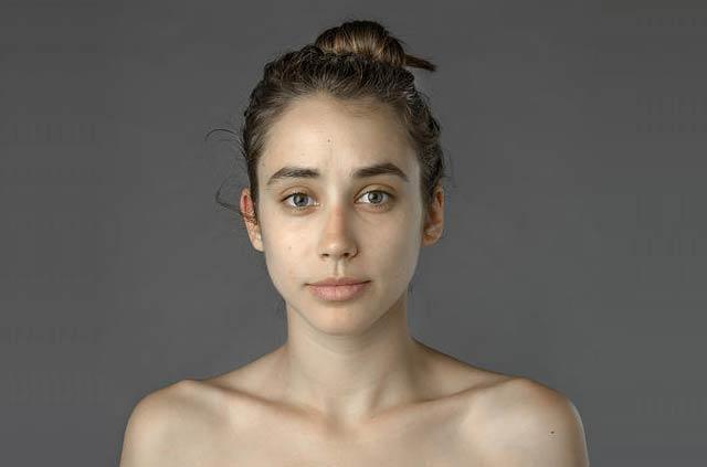 Photoshopで世界各国それぞれの「美人」になってみた