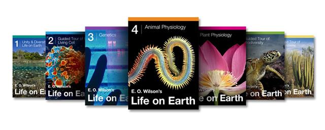 生物学のデジタル教科書決定版がiBooksでついに登場