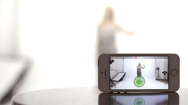 もっと気軽にセルフィー。ジェスチャで写真が撮れるアプリ「GoCam」