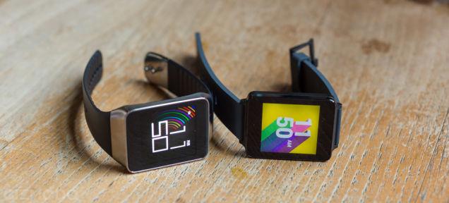 祝出荷、Android Wearウォッチでできる11の大技小技