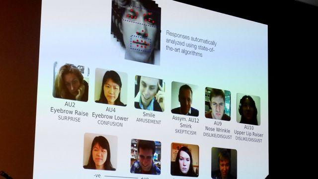 MIT開発:人の感情と生理状態をカメラで測定できる時代がやってくる?