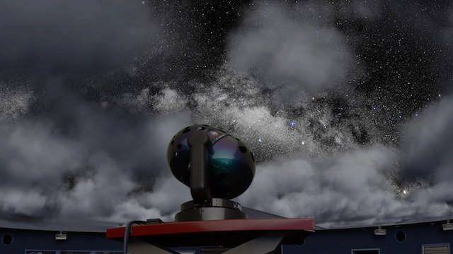 世界最高12Kの超解像度で満天の星を。12K MEGASTAR-FUSION