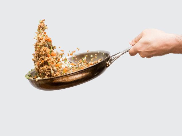 Define Skillet Frying Pan