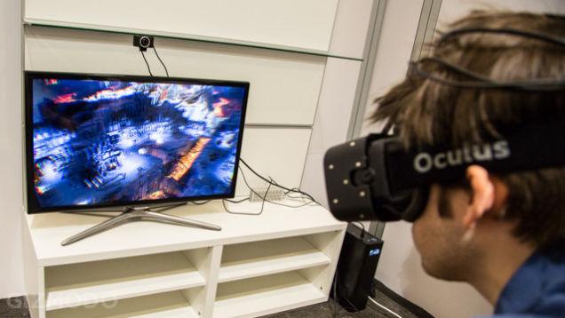 Oculus VR、Rift用のモーションコントローラを開発中