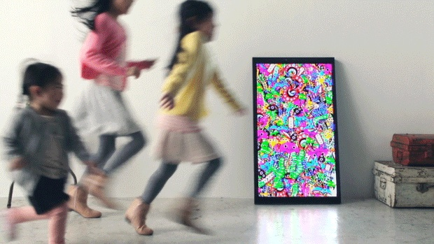 アートを「枠」から開放する。中村勇吾氏率いるFRMの「FRAMED 2.0」