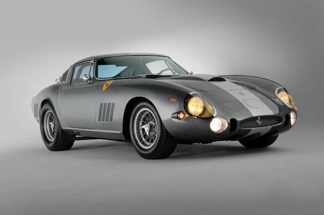 ハイパーレアなフェラーリ、来月カリフォルニアのオークションに出品へ