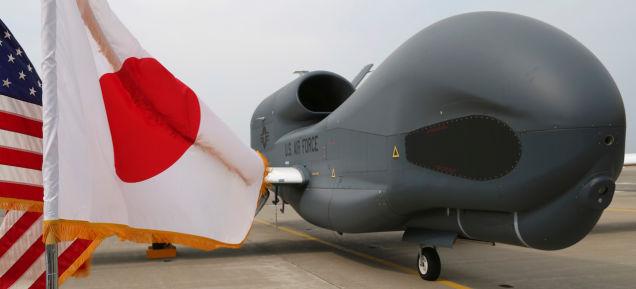 日本が世界最速ピッチでドローン配備