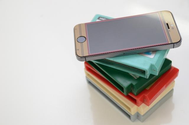 きみのiPhoneを ファミコンふうにできるのじゃ!