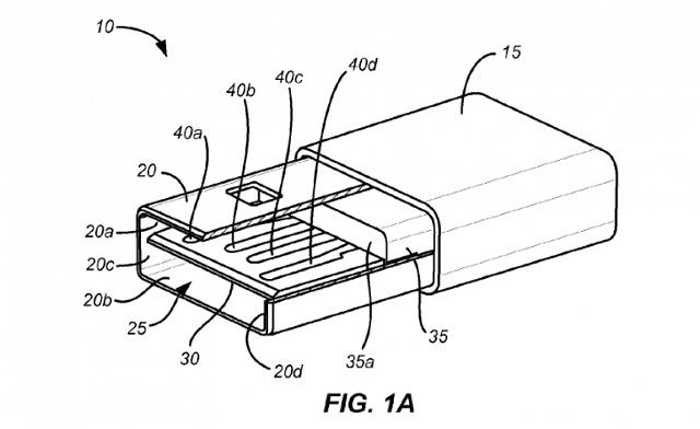 その効果は? アップル、表裏どちらでも挿せるUSBコネクタの特許を出願