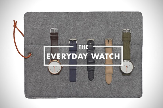 腕時計は美しくシンプルに10本を一度にコレクションしてみる