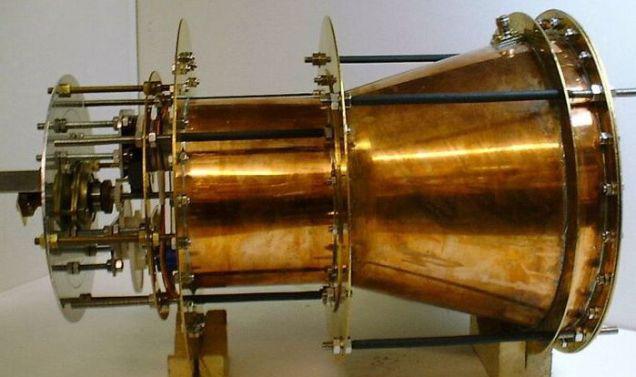 「ありえない」半永久エンジン、NASAの研究で動く