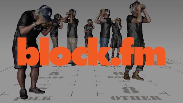 今週末開催! ギズのヴァーチャル・ディスコのサウンドはblock.fm仕立て #giz_8_vd