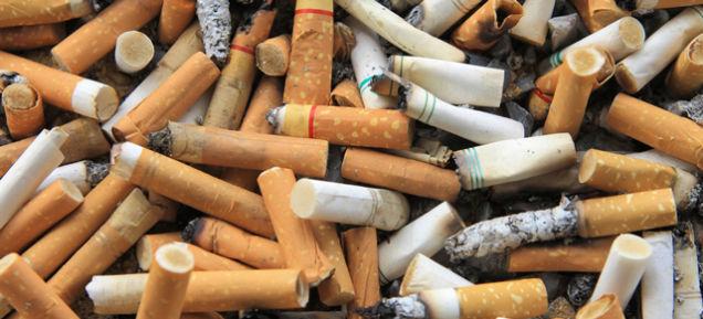 韓国で大発見…タバコの吸い殻から新充電素材